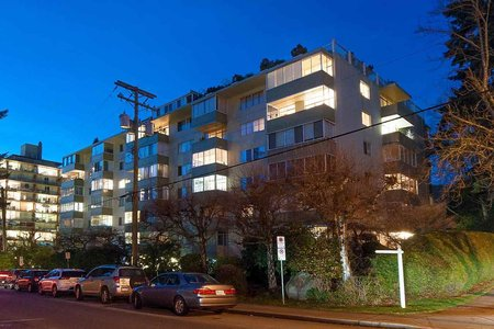 R2340699 - 505 1425 ESQUIMALT AVENUE, Ambleside, West Vancouver, BC - Apartment Unit