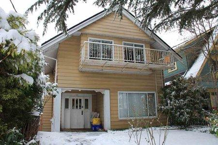 R2340852 - 1709 STEPHENS STREET, Kitsilano, Vancouver, BC - House/Single Family