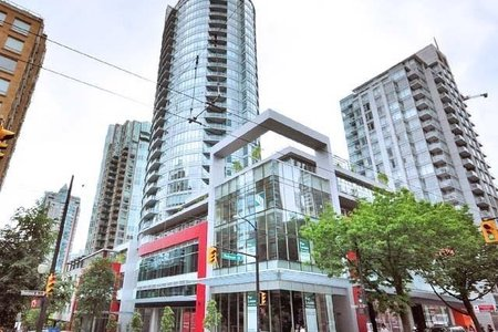 R2340965 - 805 833 HOMER STREET, Downtown VW, Vancouver, BC - Apartment Unit
