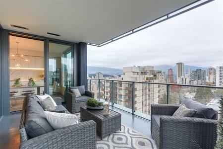 R2341036 - 1101 1171 JERVIS STREET, West End VW, Vancouver, BC - Apartment Unit