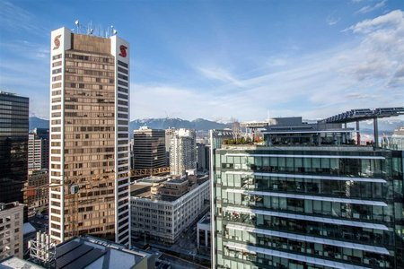 R2341183 - 3607 777 RICHARDS STREET, Downtown VW, Vancouver, BC - Apartment Unit