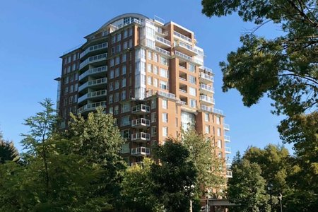 R2341198 - 506 5615 HAMPTON PLACE, University VW, Vancouver, BC - Apartment Unit