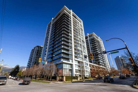 R2341222 - 906 1320 CHESTERFIELD AVENUE, Central Lonsdale, North Vancouver, BC - Apartment Unit