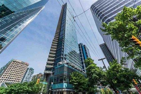 R2341225 - 2603 1111 ALBERNI STREET, West End VW, Vancouver, BC - Apartment Unit