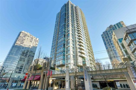R2341670 - 3208 1008 CAMBIE STREET, Yaletown, Vancouver, BC - Apartment Unit