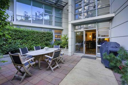 R2341800 - 101 638 BEACH CRESCENT, Yaletown, Vancouver, BC - Apartment Unit