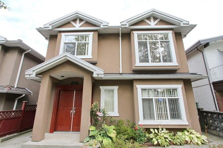 R2341976 - 3862 NANAIMO STREET, Renfrew Heights, Vancouver, BC - House/Single Family