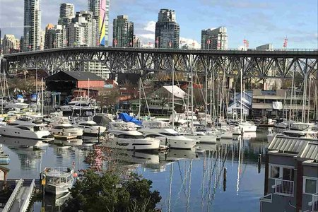 R2342166 - 504 1510 W 1ST AVENUE, False Creek, Vancouver, BC - Apartment Unit