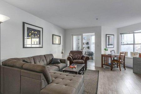 R2342188 - 207 1465 COMOX STREET, West End VW, Vancouver, BC - Apartment Unit