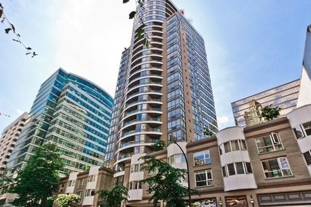 R2342238 - 1107 1166 MELVILLE STREET, Coal Harbour, Vancouver, BC - Apartment Unit