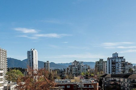 R2342342 - 705 1050 CHILCO STREET, West End VW, Vancouver, BC - Apartment Unit