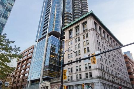 R2342423 - 1801 838 W HASTINGS STREET, Downtown VW, Vancouver, BC - Apartment Unit