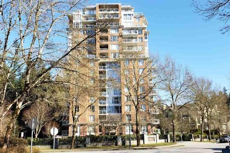 R2342456 - 604 5615 HAMPTON PLACE, University VW, Vancouver, BC - Apartment Unit