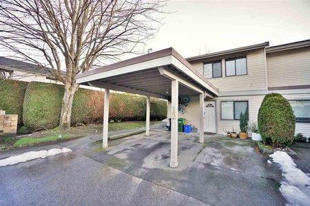 R2342467 - 12 9080 PARKSVILLE DRIVE, Boyd Park, Richmond, BC - Townhouse
