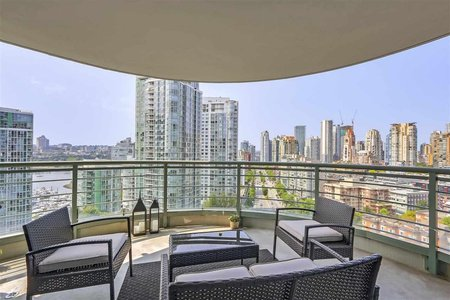 R2342468 - 2103 1009 EXPO BOULEVARD, Yaletown, Vancouver, BC - Apartment Unit