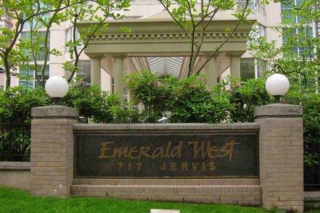 R2342741 - 2102 717 JERVIS STREET, West End VW, Vancouver, BC - Apartment Unit