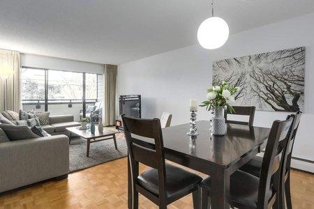 R2342836 - 211 1710 W 13TH AVENUE, Fairview VW, Vancouver, BC - Apartment Unit