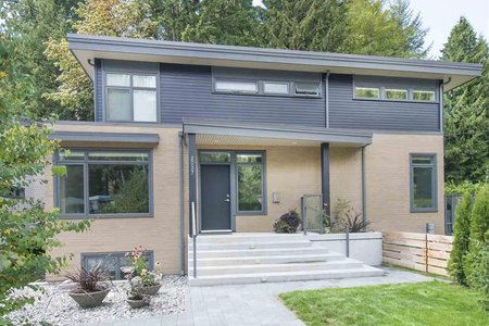 R2342899 - 2037 MACKAY AVENUE, Pemberton Heights, North Vancouver, BC - House/Single Family