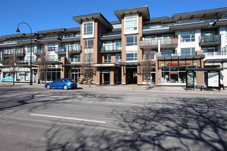 R2342969 - 201 1330 MARINE DRIVE, Pemberton NV, North Vancouver, BC - Apartment Unit