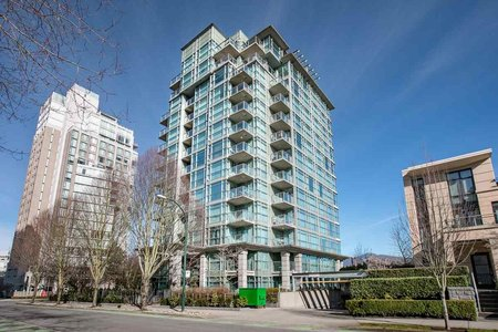 R2343029 - 309 1889 ALBERNI STREET, West End VW, Vancouver, BC - Apartment Unit