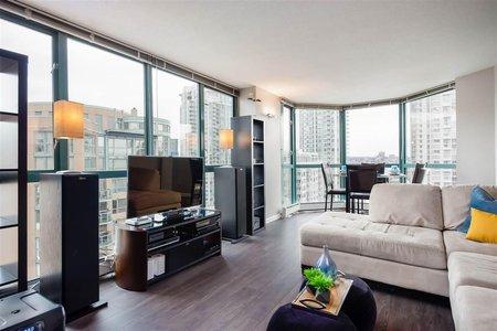 R2343089 - 1301 212 DAVIE STREET, Yaletown, Vancouver, BC - Apartment Unit