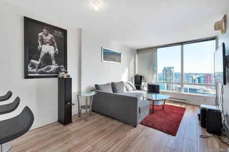 R2343092 - 3003 928 BEATTY STREET, Yaletown, Vancouver, BC - Apartment Unit