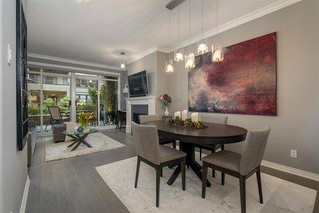 R2343107 - 108 3760 W 6TH AVENUE, Point Grey, Vancouver, BC - Apartment Unit