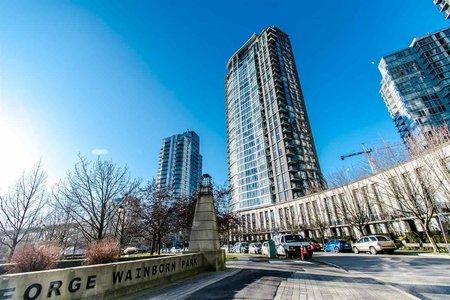 R2343260 - 2303 583 BEACH CRESCENT, Yaletown, Vancouver, BC - Apartment Unit