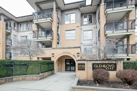 R2343269 - 114 5725 AGRONOMY ROAD, University VW, Vancouver, BC - Apartment Unit