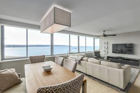 R2343293 - 802 1835 MORTON AVENUE, West End VW, Vancouver, BC - Apartment Unit