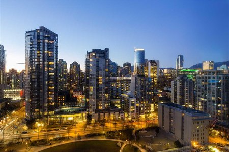 R2343325 - 2103 1188 RICHARDS STREET, Yaletown, Vancouver, BC - Apartment Unit