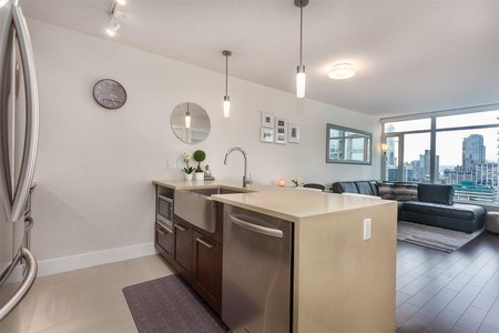 R2343361 - 2602 888 HOMER STREET, Downtown VW, Vancouver, BC - Apartment Unit
