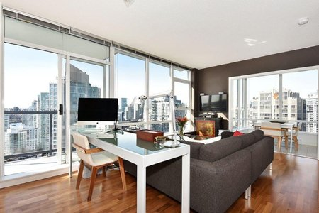 R2343720 - 3008 939 EXPO BOULEVARD, Yaletown, Vancouver, BC - Apartment Unit