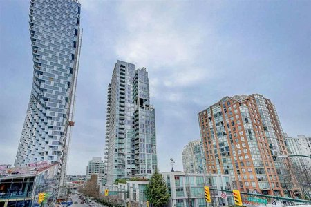 R2343984 - 402 1455 HOWE STREET, Yaletown, Vancouver, BC - Apartment Unit