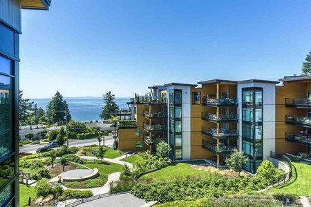 R2344178 - 313 14855 THRIFT AVENUE, White Rock, White Rock, BC - Apartment Unit