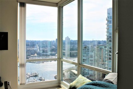 R2344327 - 3003 193 AQUARIUS MEWS, Yaletown, Vancouver, BC - Apartment Unit