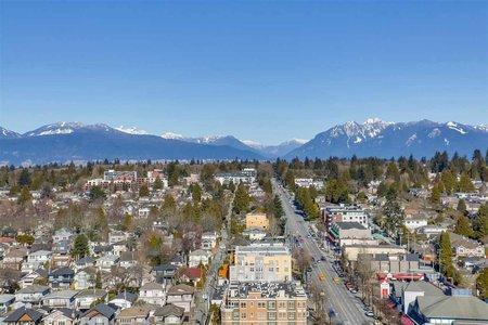R2344343 - 2202 8555 GRANVILLE STREET, S.W. Marine, Vancouver, BC - Apartment Unit