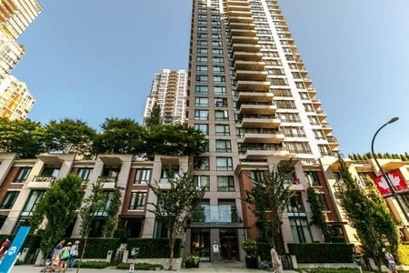 R2344350 - 1106 928 HOMER STREET, Yaletown, Vancouver, BC - Apartment Unit