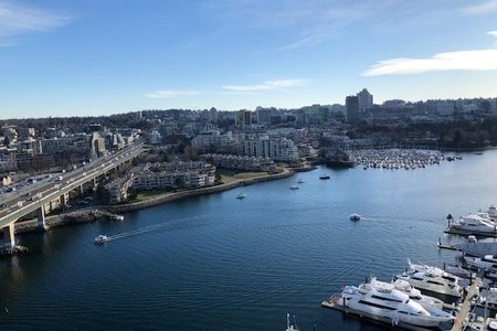 R2344446 - 2605 1033 MARINASIDE CRESCENT, Yaletown, Vancouver, BC - Apartment Unit