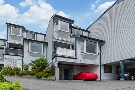 R2344508 - 3 14985 VICTORIA AVENUE, White Rock, White Rock, BC - Townhouse