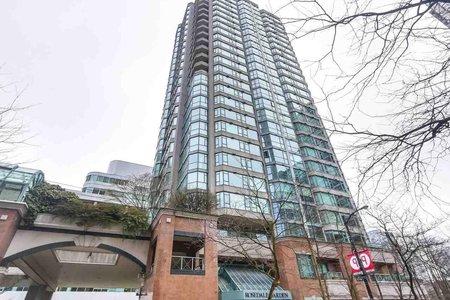 R2344540 - 605 888 HAMILTON STREET, Downtown VW, Vancouver, BC - Apartment Unit