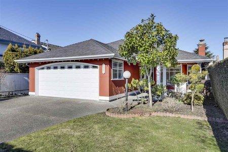 R2344548 - 5531 WOODWARDS ROAD, Lackner, Richmond, BC - House/Single Family