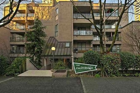 R2344609 - 608 1080 PACIFIC STREET, West End VW, Vancouver, BC - Apartment Unit