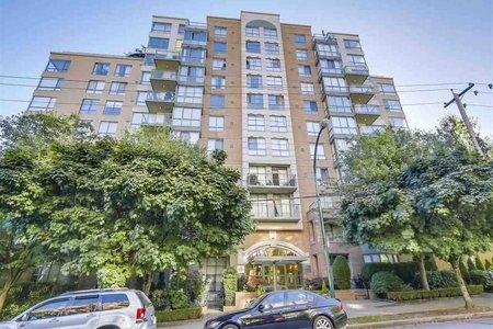 R2344728 - 707 2288 PINE STREET, Fairview VW, Vancouver, BC - Apartment Unit