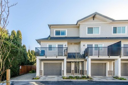 R2345036 - 5 6711 WILLIAMS ROAD, Woodwards, Richmond, BC - Townhouse