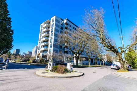 R2345271 - 611 2851 HEATHER STREET, Fairview VW, Vancouver, BC - Apartment Unit