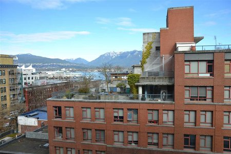 R2345288 - 809 66 W CORDOVA STREET, Downtown VW, Vancouver, BC - Apartment Unit