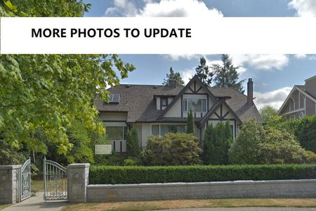 R2345415 - 6012 ADERA STREET, South Granville, Vancouver, BC - House/Single Family