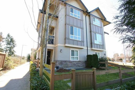 R2345499 - 1 7140 RAILWAY AVENUE, Granville, Richmond, BC - Townhouse