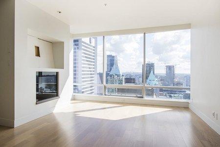 R2345546 - 3407 1111 ALBERNI STREET, West End VW, Vancouver, BC - Apartment Unit